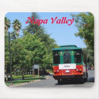 Tranvía de Napa Valley Tapete De Raton