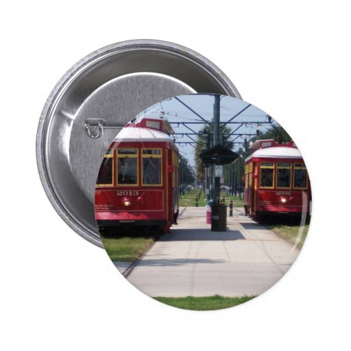 Tranvía de New Orleans Pins