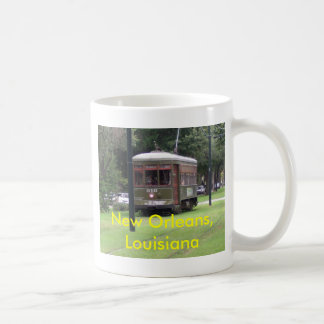 Tranvía de New Orleans Taza