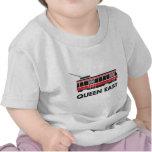 Tranvía del este de la reina (Toronto) Camisetas