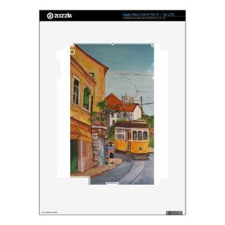 TRANVÍA iPad 3 SKIN