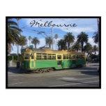 tranvía Melbourne Postal