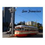 Tranvía San Francisco Postales