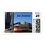 Tranvía San Francisco Sello