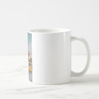 TRANVÍA TAZA DE CAFÉ
