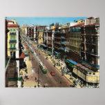 Tranvías en Marsella Impresiones