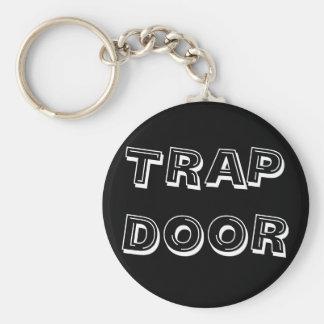 TRAP DOOR KEY CHAIN