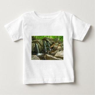 Trap Falls at Willard Brook State Park Baby T-Shirt