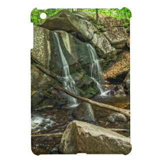Trap Falls at Willard Brook State Park Cover For The iPad Mini