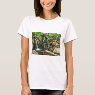 Trap Falls at Willard Brook State Park T-Shirt
