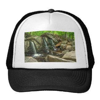 Trap Falls at Willard Brook State Park Trucker Hat
