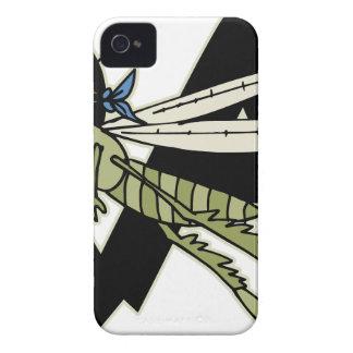 Trap Grasshopper iPhone 4 Cover
