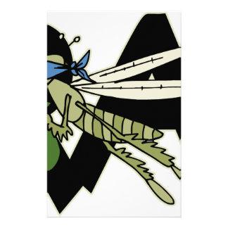Trap Grasshopper Stationery