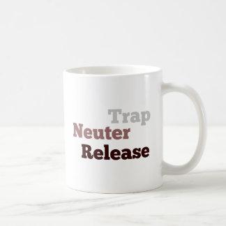 Trap Neuter Release mug