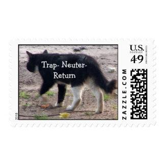 trap nueter return, Postage