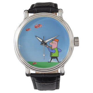 TRAP SHOOTER WATCH