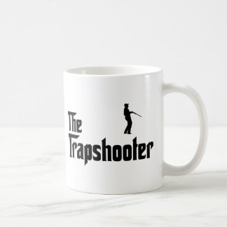 Trap Shooting Coffee Mug