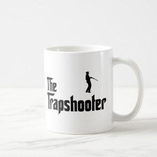 Trap Shooting Coffee Mug