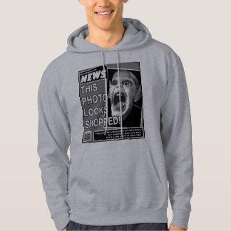 Trapacería del niño del palo pulóver con capucha