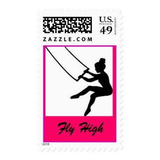 trapeze_artist, mosca alta franqueo