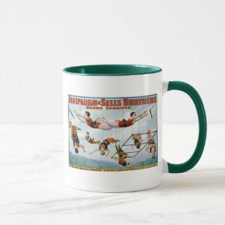 Trapeze Artists / Forepaugh & Selle Brothers Mug