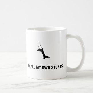 Trapeze Classic White Coffee Mug