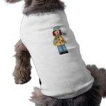 trapo Annie del invierno Camisa De Perrito