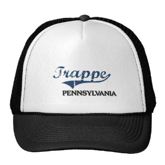 Trappe Pennsylvania City Classic Trucker Hat
