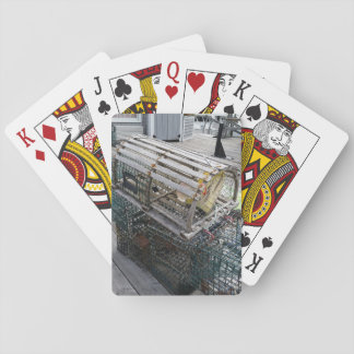 """""""Trapped"""" Boothbay Harbor Classic Playing Cards"""