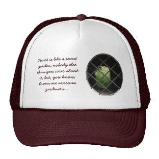 Trapped Garden Trucker Hat