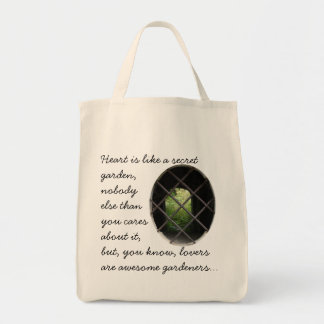 Trapped Garden Tote Bag