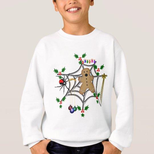 Trapped Gingerbread Sweatshirt