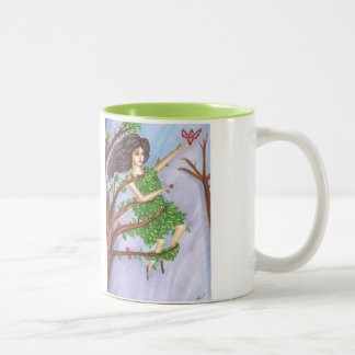 Trapped in a Tree Mug (Customize)