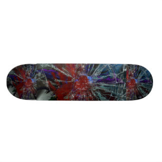 Trapped in Chaos Skate Board Deck
