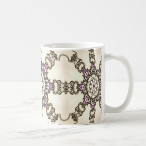 Trapped in Jewels Mugs
