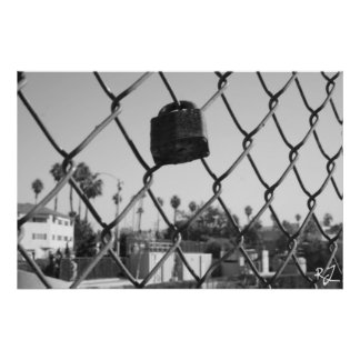 Trapped in Los Angeles Poster
