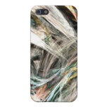 Trapped in the Wind iPhone 5 Cases