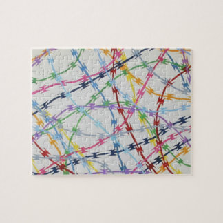 Trapped Jigsaw Puzzle