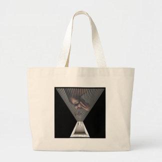 Trapped Jumbo Tote Bag