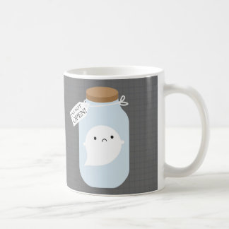 Trapped Little Ghost Coffee Mug