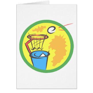Trash Ball Card