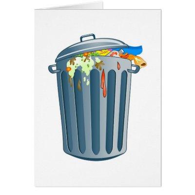 balde de lixo