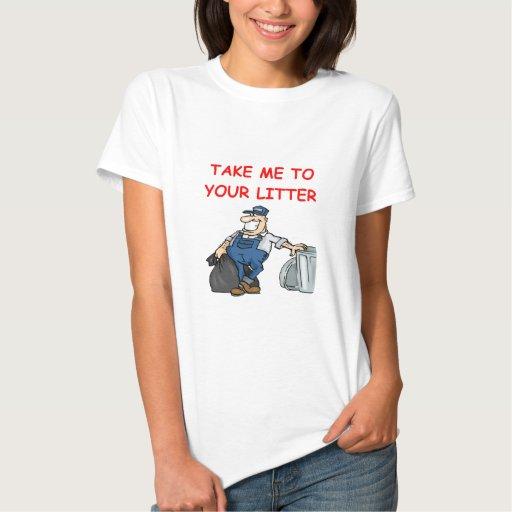 TRASH man Shirts