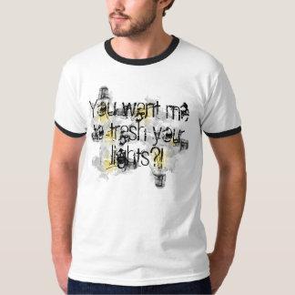 Trash su camisa de las luces
