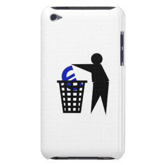 Trash the Euro Barely There iPod Cover