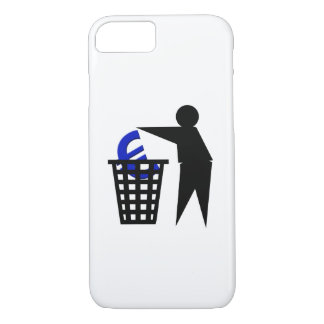 Trash the Euro iPhone 8/7 Case