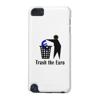 Trash the Euro iPod Touch 5G Case
