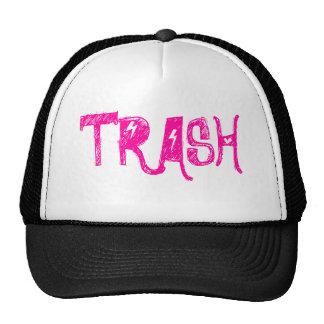 TRASH TRUCKER HAT