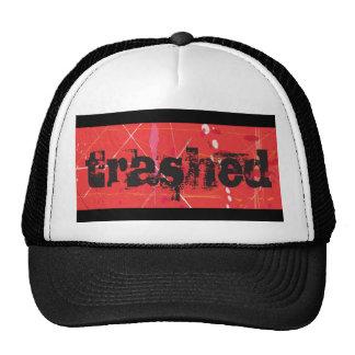 Trashed Hats