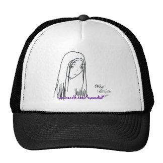 TrashLookinMetalTonite, www.zazzle.com/moondial* Hats